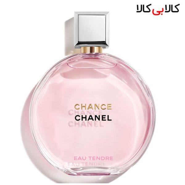 ادوتویلت چنس شانل تندر Chance Chanel Tendre زنانه حجم 100 میلی لیتر باکس اصلی