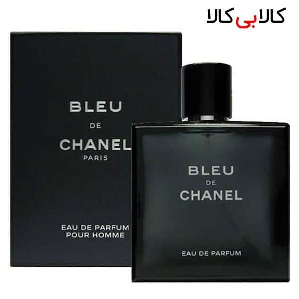 ادوتویلت شانل بلو د شانل Bleu de Chanel Paris مردانه حجم 100 میلی لیتر کیفیت A+