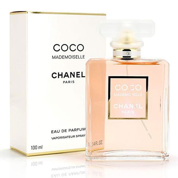 ادو پرفیوم زنانه Coco Mademoiselle شانل حجم 100 میلی لیتر
