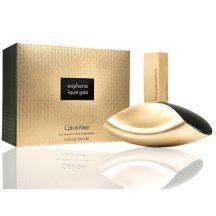 ادو پرفیوم زنانه Euphoria Liquid Gold کلوین کلاین حجم 100 میلی لیتر