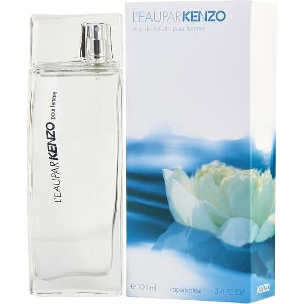 ادو تویلت مردانه L'Eau par Kenzo pour Femme کنزو حجم 100 میلی لیتر