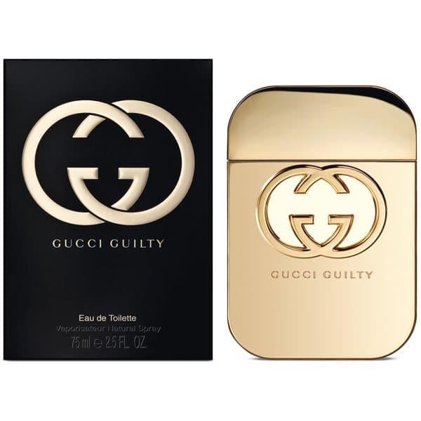 ادو تویلت زنانه Gucci Guilty گوچی گیلتی حجم 75 میلی لیتر