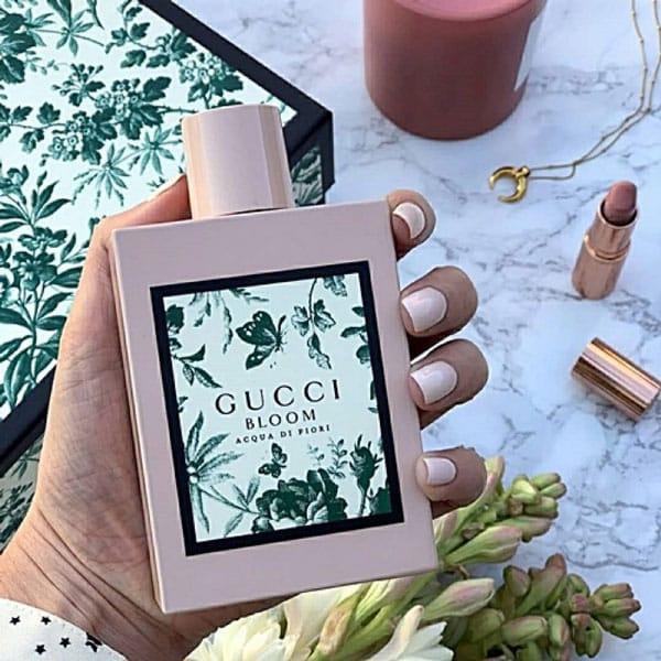 ادو تویلت زنانه Gucci Bloom Acqua Di Fiori حجم 100ml