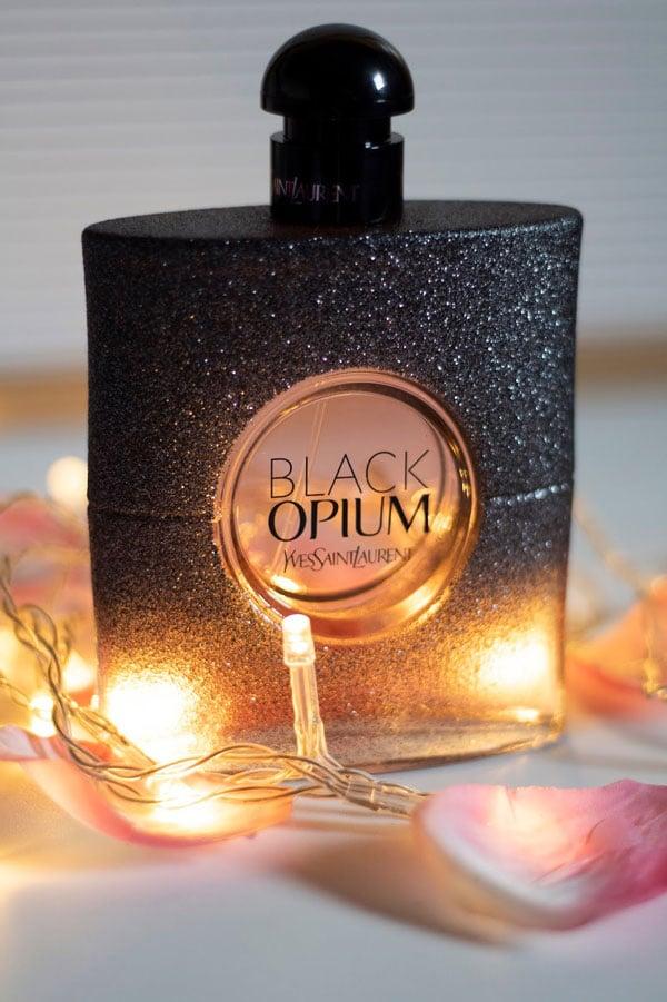 ادو پرفیوم زنانه Black Opium Floral Shock ایو سن لوران حجم 90 میلی لیتر