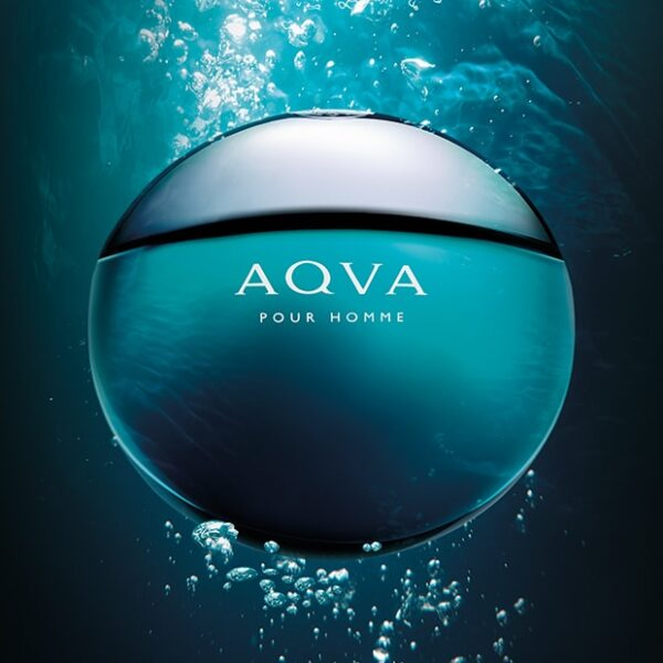 تستر اورجینال بولگاری Aqva Pour Homme پرفیوم مردانه حجم 100 میلی لیتر