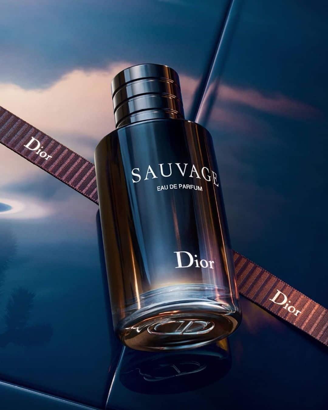 تستر ادو پرفیوم Sauvage دیور مردانه حجم 100 میلی لیتر