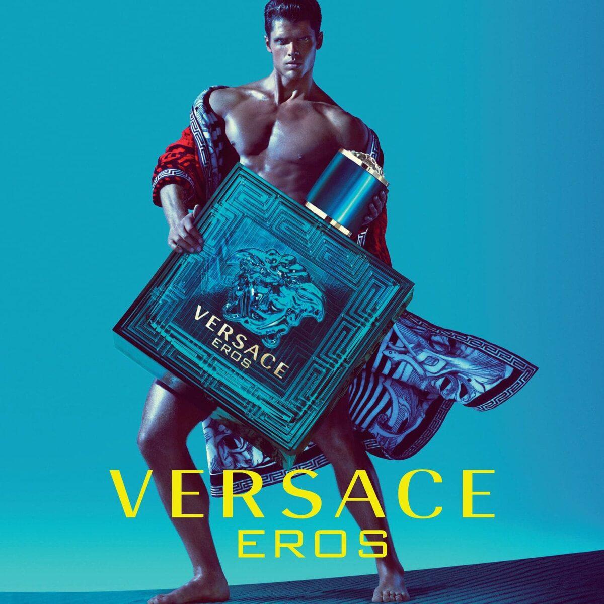 تستر ادو تویلت ورساچه Eros مردانه حجم 100 میلی لیتر