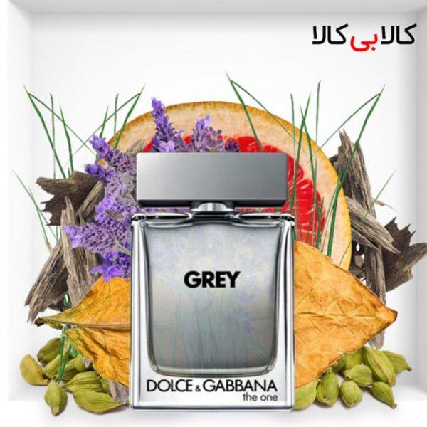 تستر ادو تویلت Dolce & Gabbana The One Grey مردانه 100ml