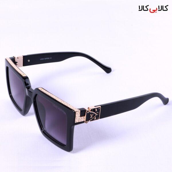 عینک آفتابی مردانه لویی ویتون مدل میلیونر 8612