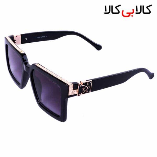 عینک آفتابی مردانه لویی ویتون مدل میلیونر 2854