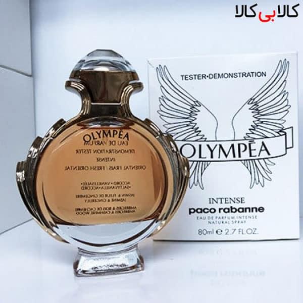 قیمت و خرید تستر ادو پرفیوم Olympéa Intense پاکو رابان زنانه حجم 80 میلی لیتر