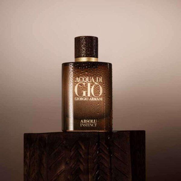 ادو پرفیوم Acqua di Gio Giorgio Armani Absolu Instinct مردانه حجم 125 میلی لیتر
