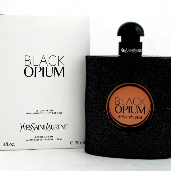 تستر ادوتویلت ایو سن لوران Black Opium زنانه حجم 90 میلی لیتر