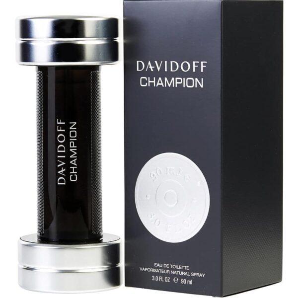 ادوتویلت دیویدوف چمپیون Davidoff Champion مردانه حجم 90 میلی لیتر