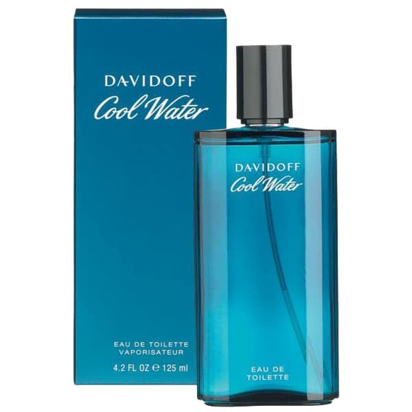 ادوتویلت دیویدوف Davidoff Cool Water مردانه حجم 125 میلی لیتر