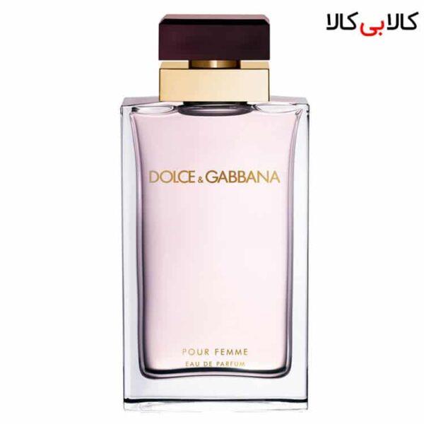 قیمت و خرید تستر ادوپرفیوم دلچه گابانا پور فم | Dolce Gabbana Pour Femme مردانه حجم 100 میلی لیتر
