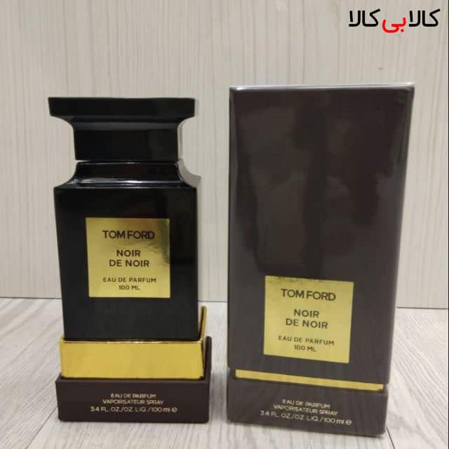 ادو پرفیوم تام فورد نویر د نویر | Tom Ford Noir De Noir حجم 100 میلی لیتر