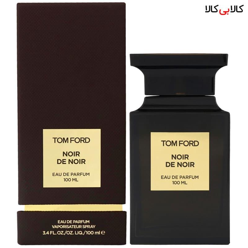 ادو پرفیوم تام فورد نویر د نویر   Tom Ford Noir De Noir حجم 100 میلی لیتر
