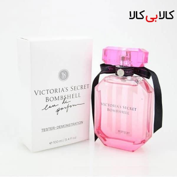 قیمت و خرید تستر ادوپرفیوم ویکتوریا سکرت بامب شل   Victoria's Secret Bombshell زنانه حجم 100 میلی لیتر