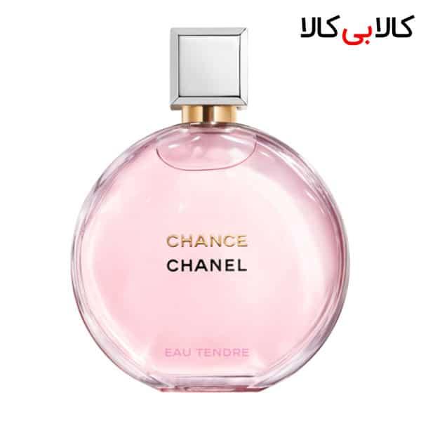 تستر ادوپرفیوم چنس شانل او تندر Chance Chanel Eau Tendre زنانه حجم 100 میلی لیتر