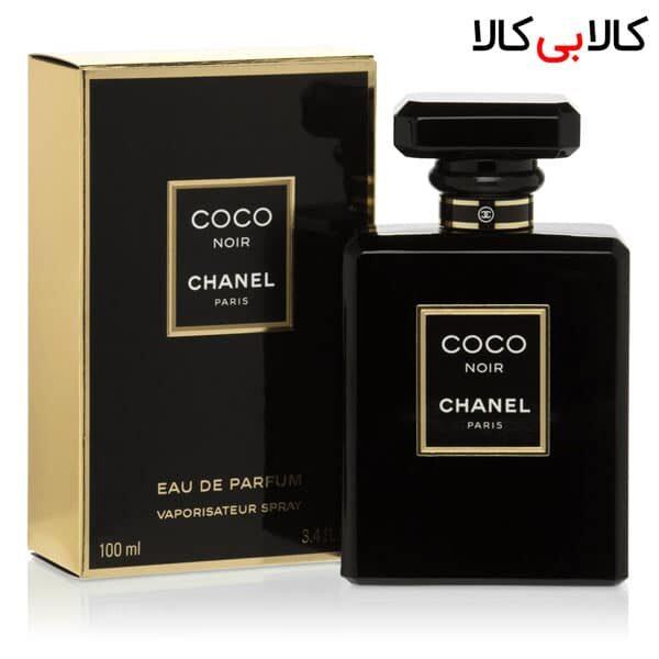 ادوپرفیوم کوکو نویر شانل Coco Noir Chanel زنانه حجم 100 میلی لیتر کیفیت A+