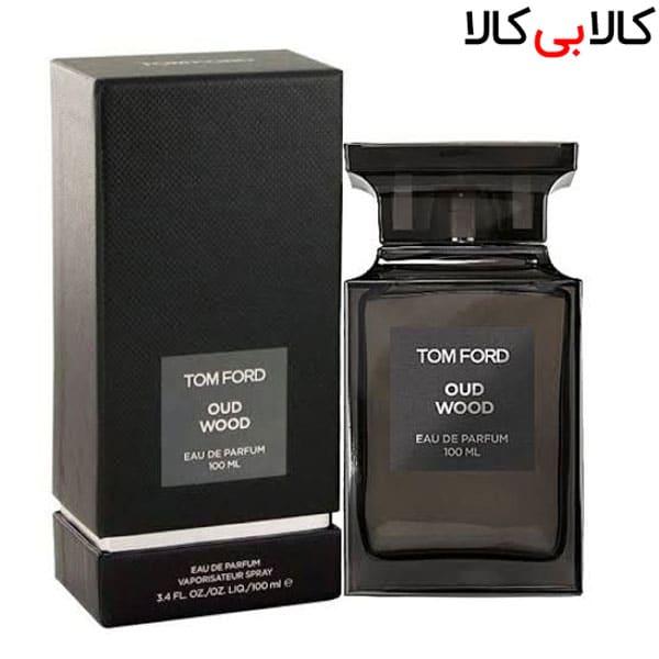 ادوپرفیوم تام فورد عود وود Tom Ford Oud Wood مردانه و زنانه حجم 100 میلی لیتر کیفیت A+