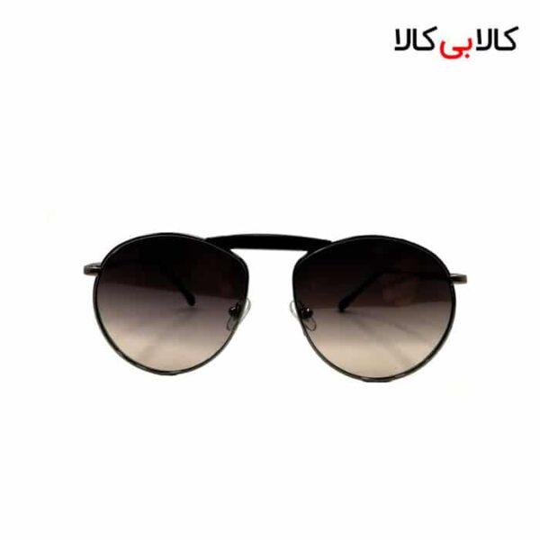 عینک آفتابی ری بن مردانه و زنانه مدل 6297 شیشه گرد مشکی