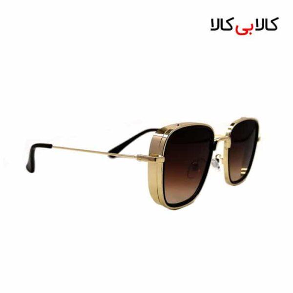 عینک آفتابی زنانه دیتیای مدل 9537 عدسی قهوه ای