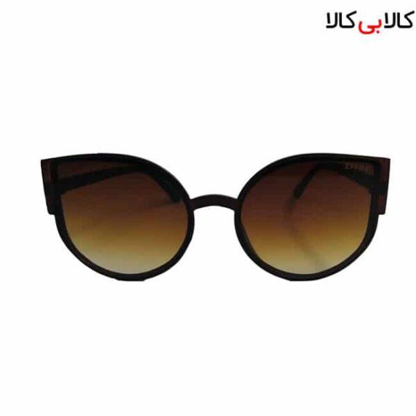 عینک آفتابی زنانه bo at 89039 قهوه ای