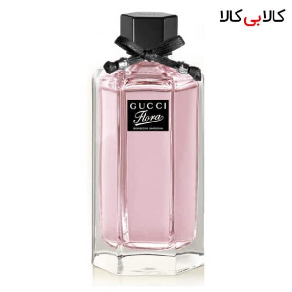 تستر ادوتویلت فلورا بای گوچی گورجس گاردنیا Flora by Gucci Gorgeous Gardenia زنانه حجم 100 میلی لیتر