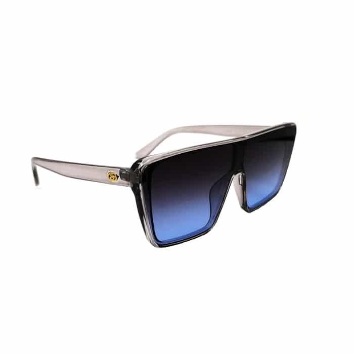 عینک آفتابی زنانه و مردانه گوچی مدل 5191 عدسی آبی