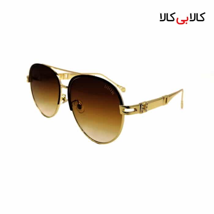 عینک آفتابی زنانه دیور مدل CF58141