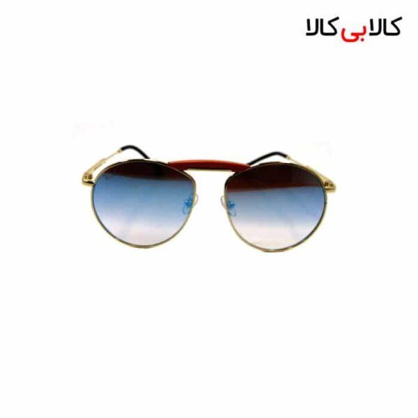عینک آفتابی ری بن مردانه و زنانه مدل 6297 شیشه گرد رفلکس