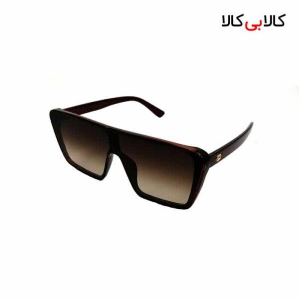 عینک آفتابی زنانه و مردانه گوچی مدل 5191 عدسی قهوه ای
