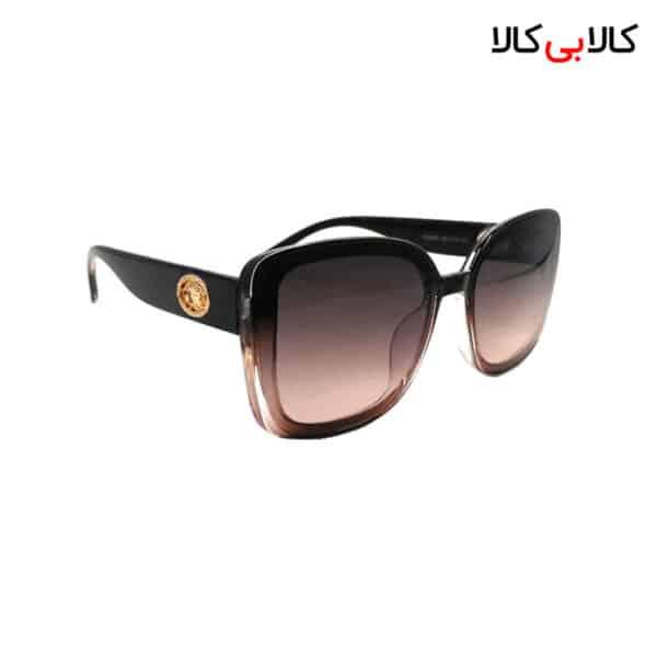 عینک آفتابی زنانه ورساچه Versace مدل (VS-2836) دسته قهوه ای