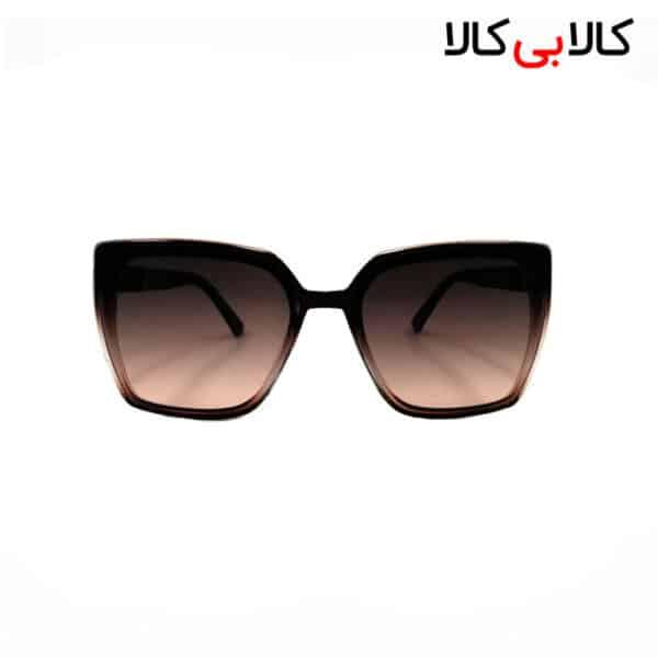 عینک آفتابی زنانه بوتگا ونتا (bottega veneta) مدل bv2823 بدنه قهوه ای