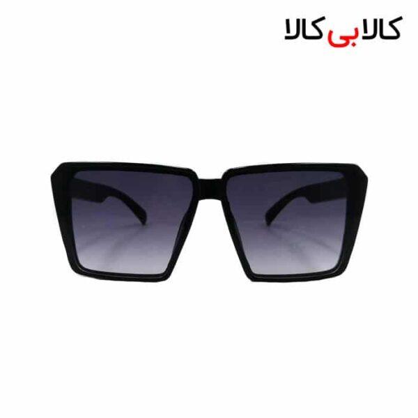 عینک آفتابی زنانه و مردانه شانل مدل 9058 دسته مشکی