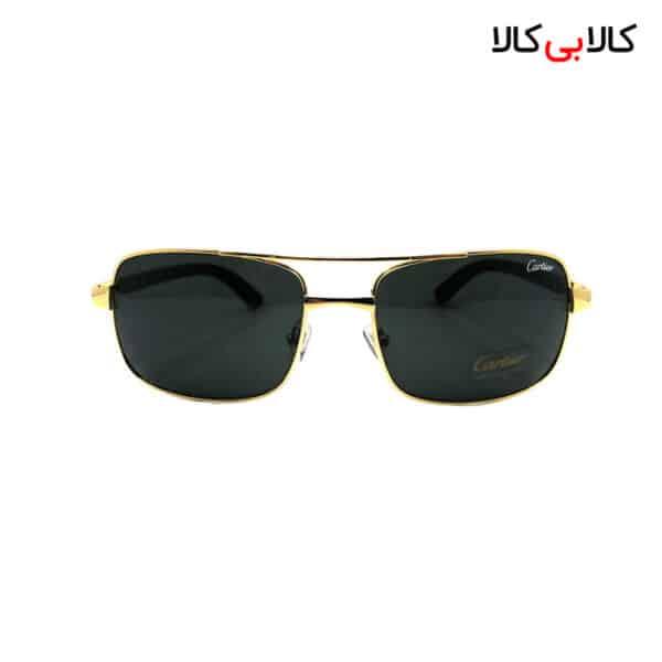 عینک آفتابی زنانه و مردانه کارتیر (Cartier) مدل T-8200589-1