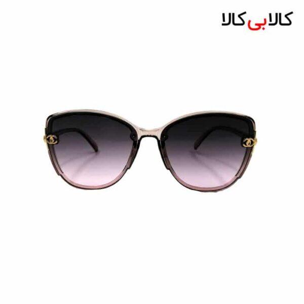 عینک آفتابی زنانه شانل مدل CH5848 دسته شفاف
