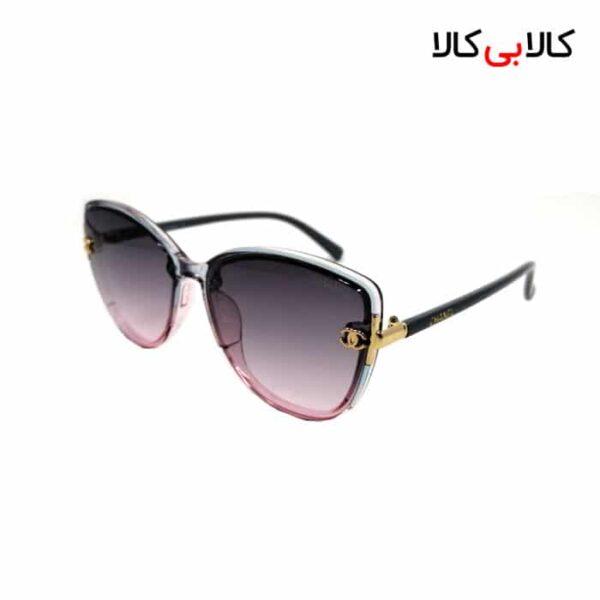 عینک آفتابی زنانه شانل مدل CH5848 دسته مشکی