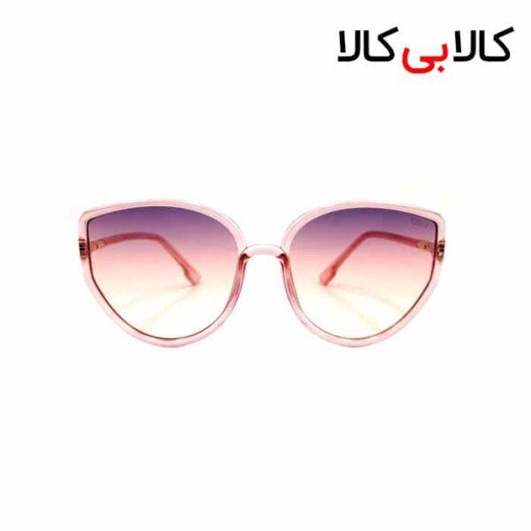 عینک آفتابی زنانه دیور مدل 2198 صورتی