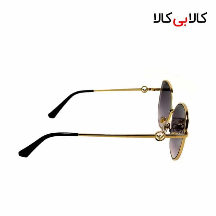 عینک آفتابی زنانه فندی مدل FF8063S عدسی مشکی