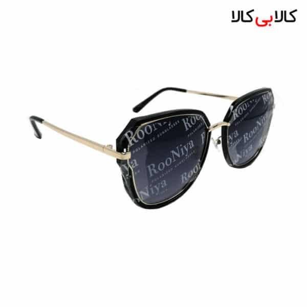 عینک آفتابی زنانه رونیا مدل p-9349 مشکی