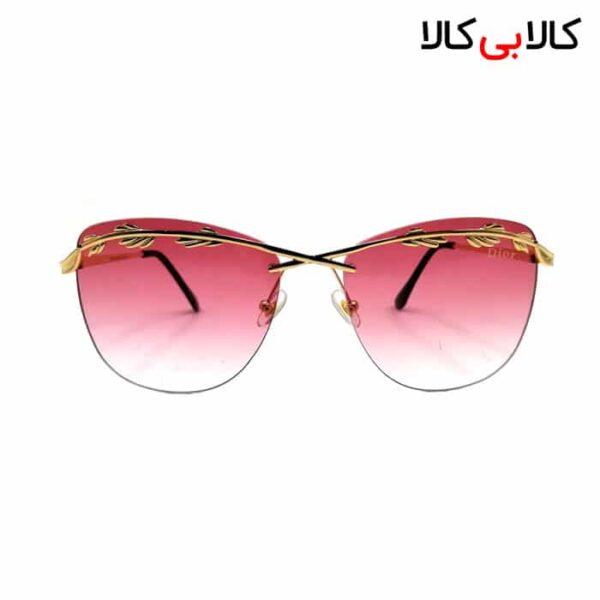عینک آفتابی زنانه دیور ( Dior ) مدل 2391 قرمز