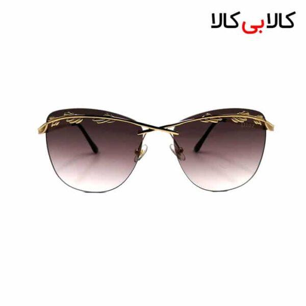 عینک آفتابی زنانه دیور ( Dior ) مدل 2390 مشکی