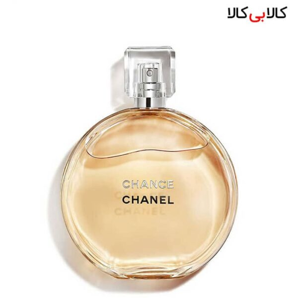 ادوتویلت چنس شانل زرد Chance Chanel زنانه حجم 100 میلی لیتر کیفیت A+