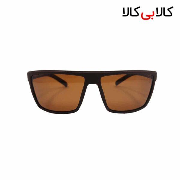 عینک آفتابی مردانه اوگا OGA مدل p-2380 قهوه ای
