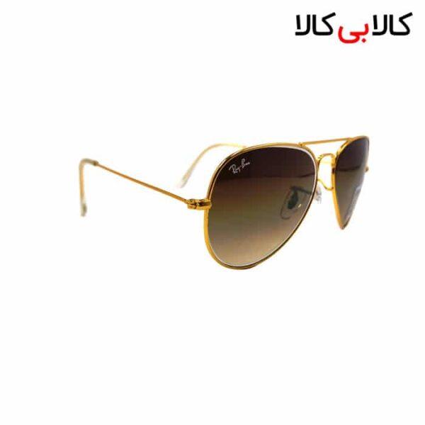 عینک آفتابی مردانه ری بن مدل RB3025 قهوه ای