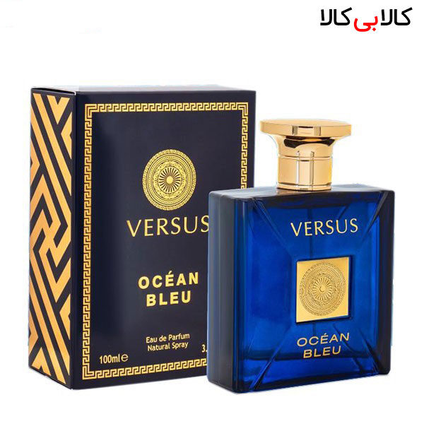 ادوپرفیوم فراگرنس ورد ورسوس اوشن بلو Versus Ocean Bleu مردانه حجم 100 میلی لیتر