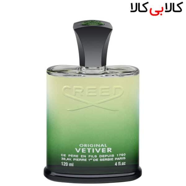 تستر ادو پرفیوم کرید اوریجینال وتیور Creed Original Vetiver مردانه و زنانه 120 میلی لیتر